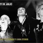 Flyer Reseteo - Trbuto a Soda Stereo