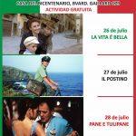 ciclo cine italiano