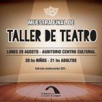taller teatro chajari