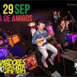 amadores do samba