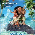 Cine Infantil - Moana