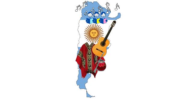 Mercedes San Jose >> Folklore Coral en Teatro Odeón | Dos Orillas