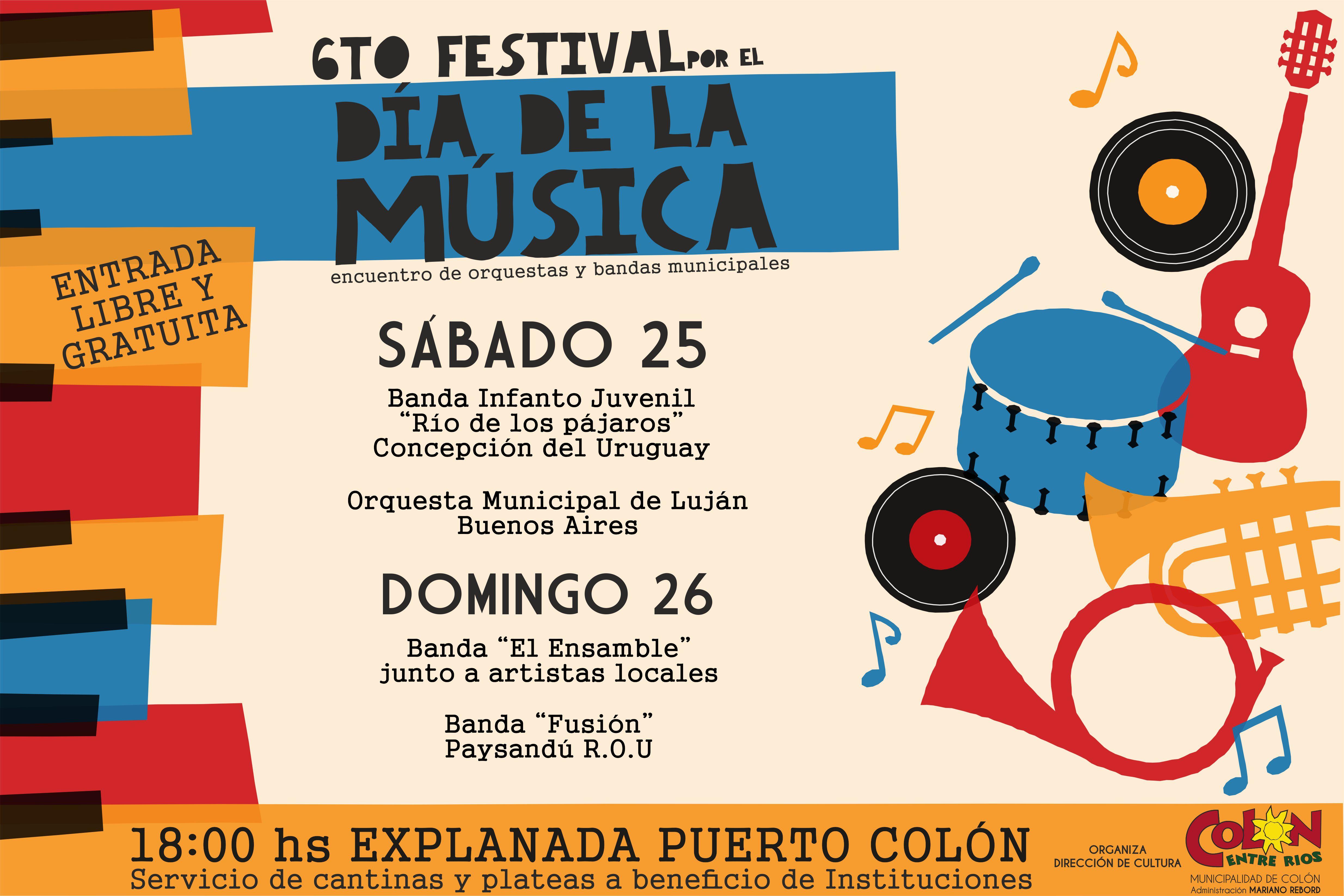 Festival Día de la Música Colón