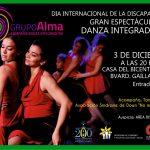 Espectáculo de Danza Integradora