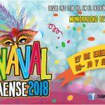 carnaval federación
