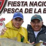 fiesta de la pesca de la boga