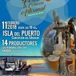 flyer feria de cerveza c del u 2018