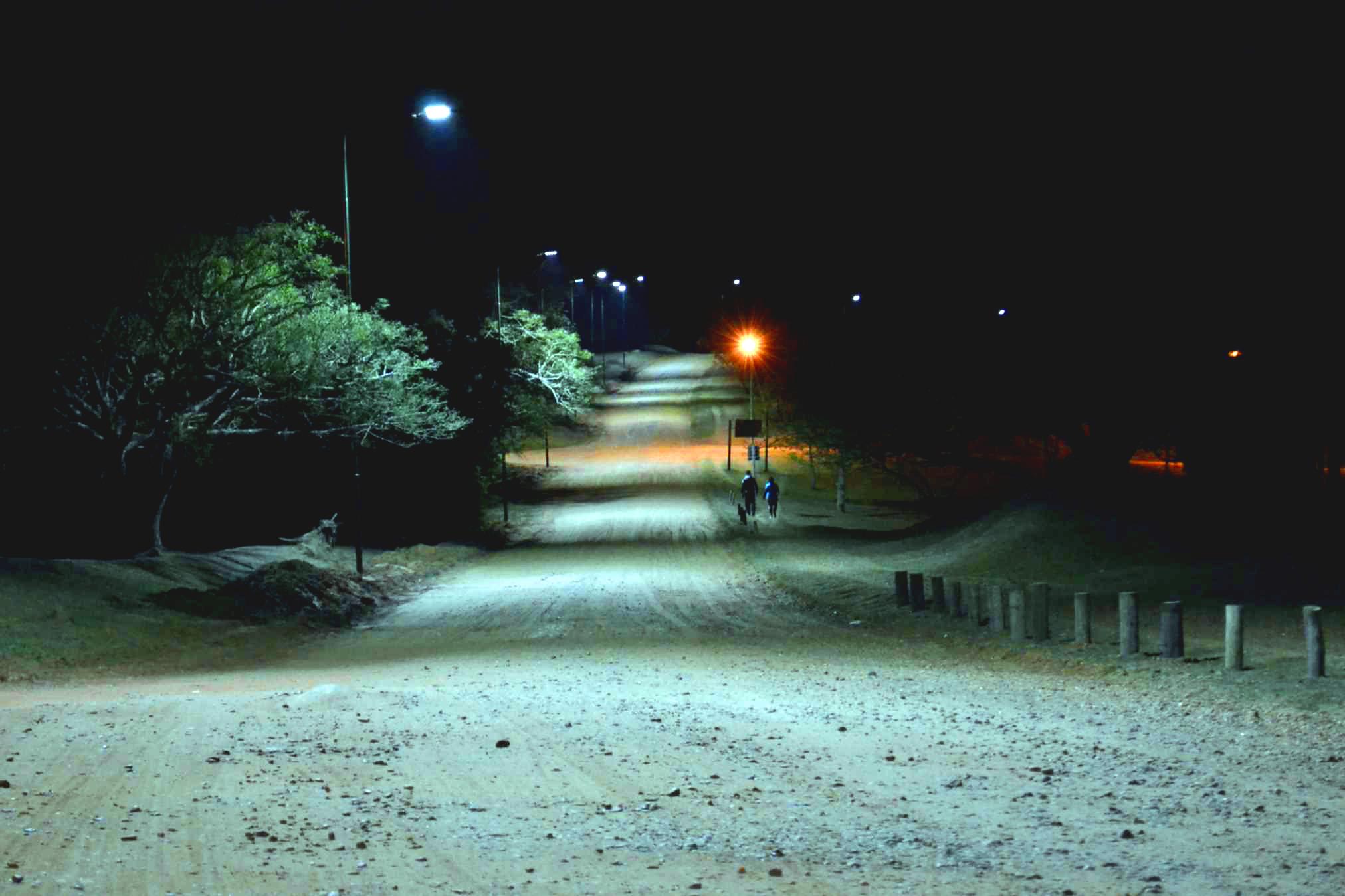 san carlos de noche