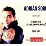 Adrian Soria