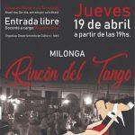 milonga rincon del tango 2 edicion