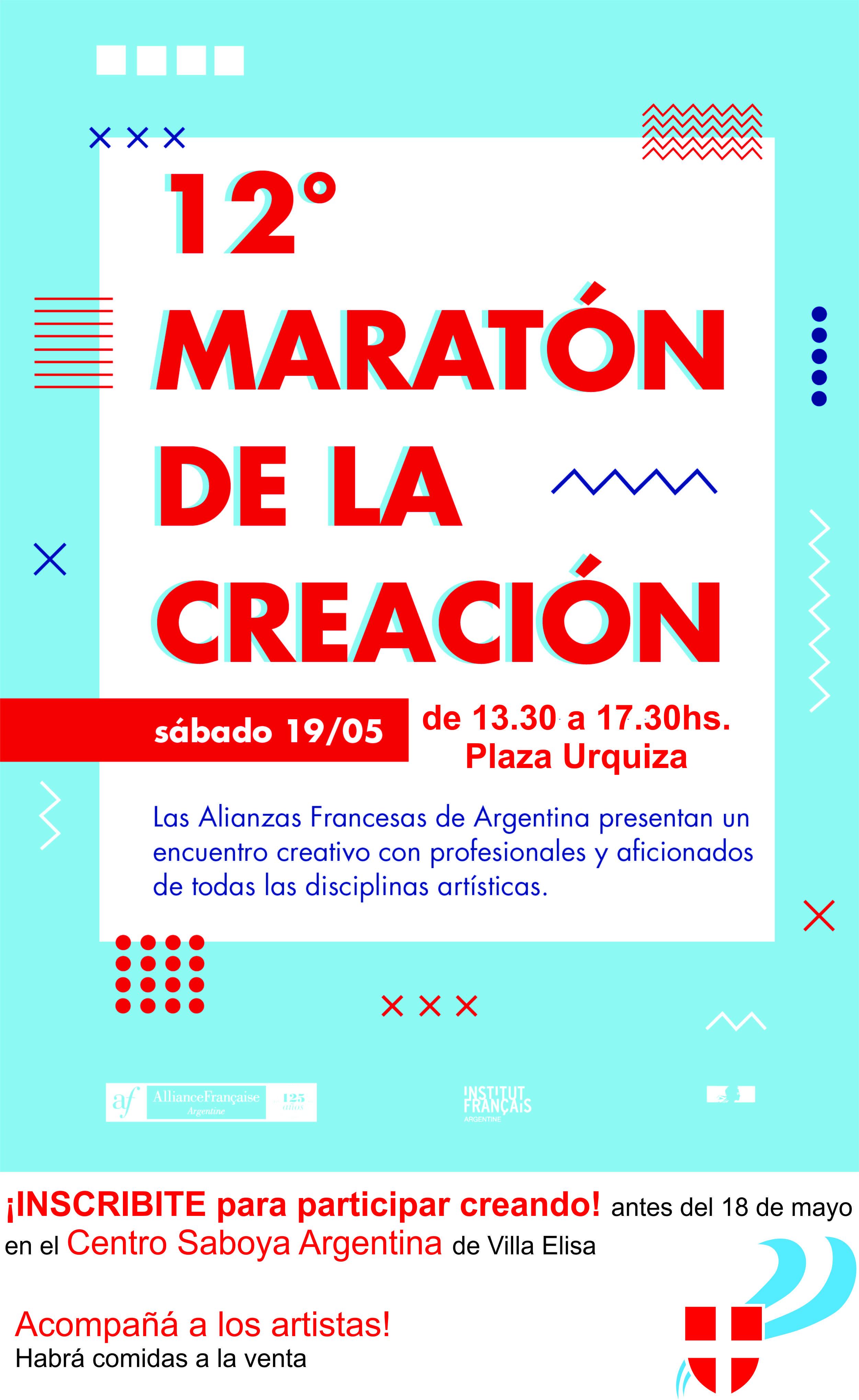 maraton de la creación