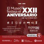 museo antropologia concordia XXII aniversario