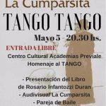 tango tangó