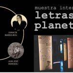 muestra interactiva letras planetarias