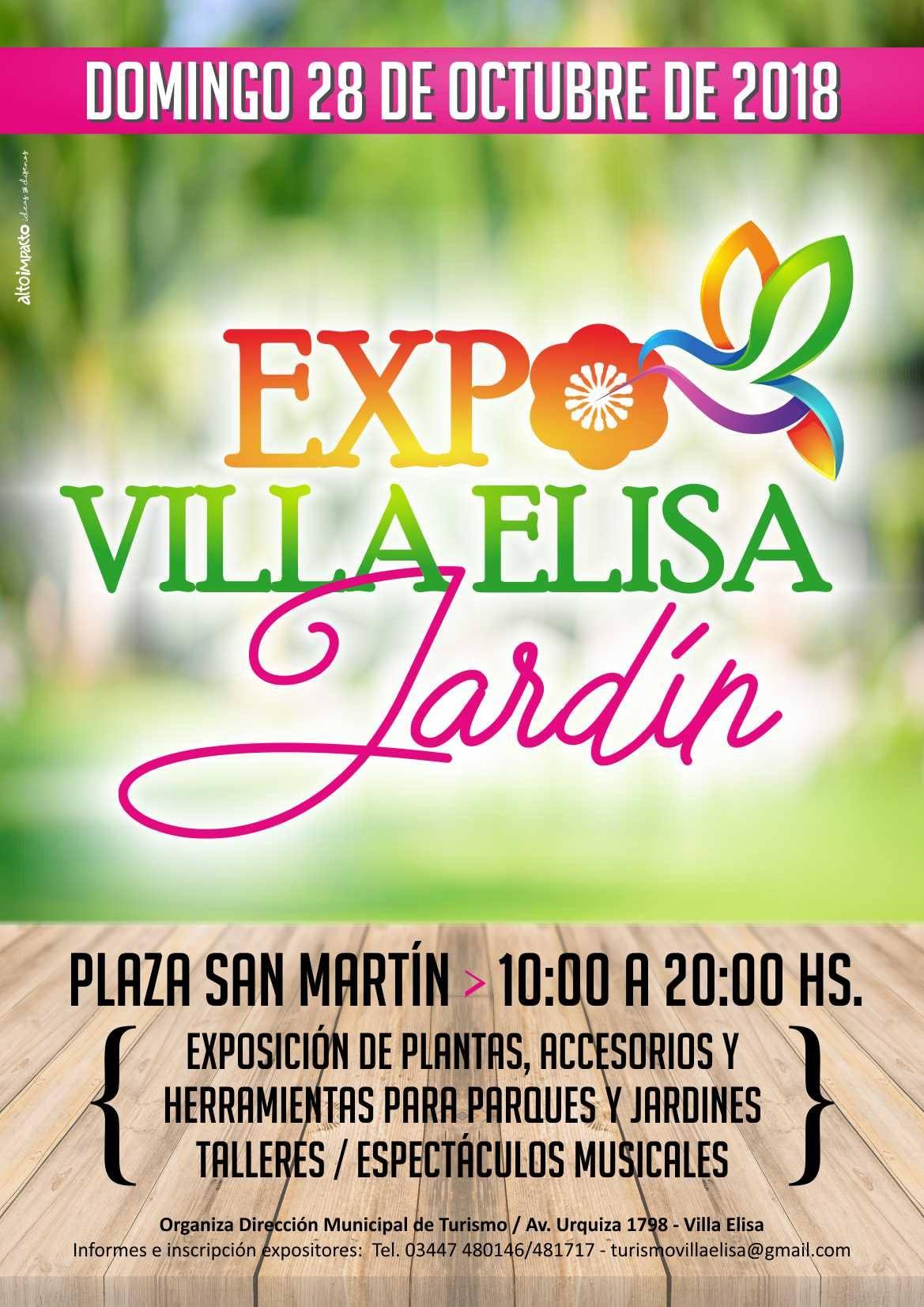 expo jardin v elisa