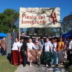 fiesta inmigrante villa elisa