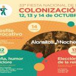 33 Fiesta Nac de la Colonizacion