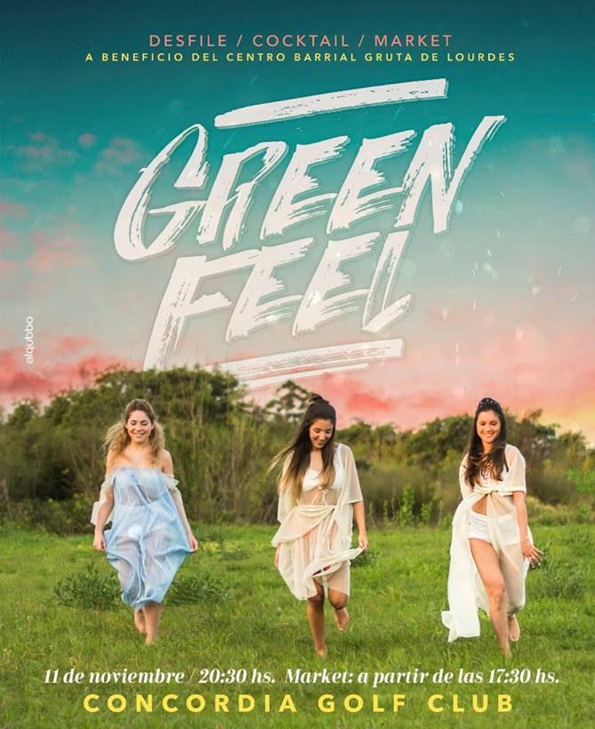 IMAGEN GREEN FEEL 2018