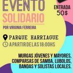 evento solidario por virginia ferreira